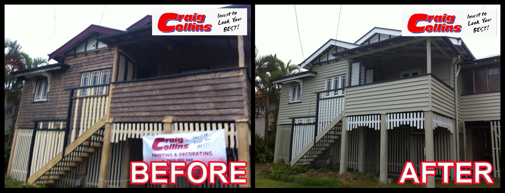 Exterior Painting Before-after 5